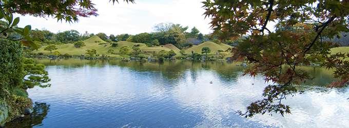 熊本・水前寺公園
